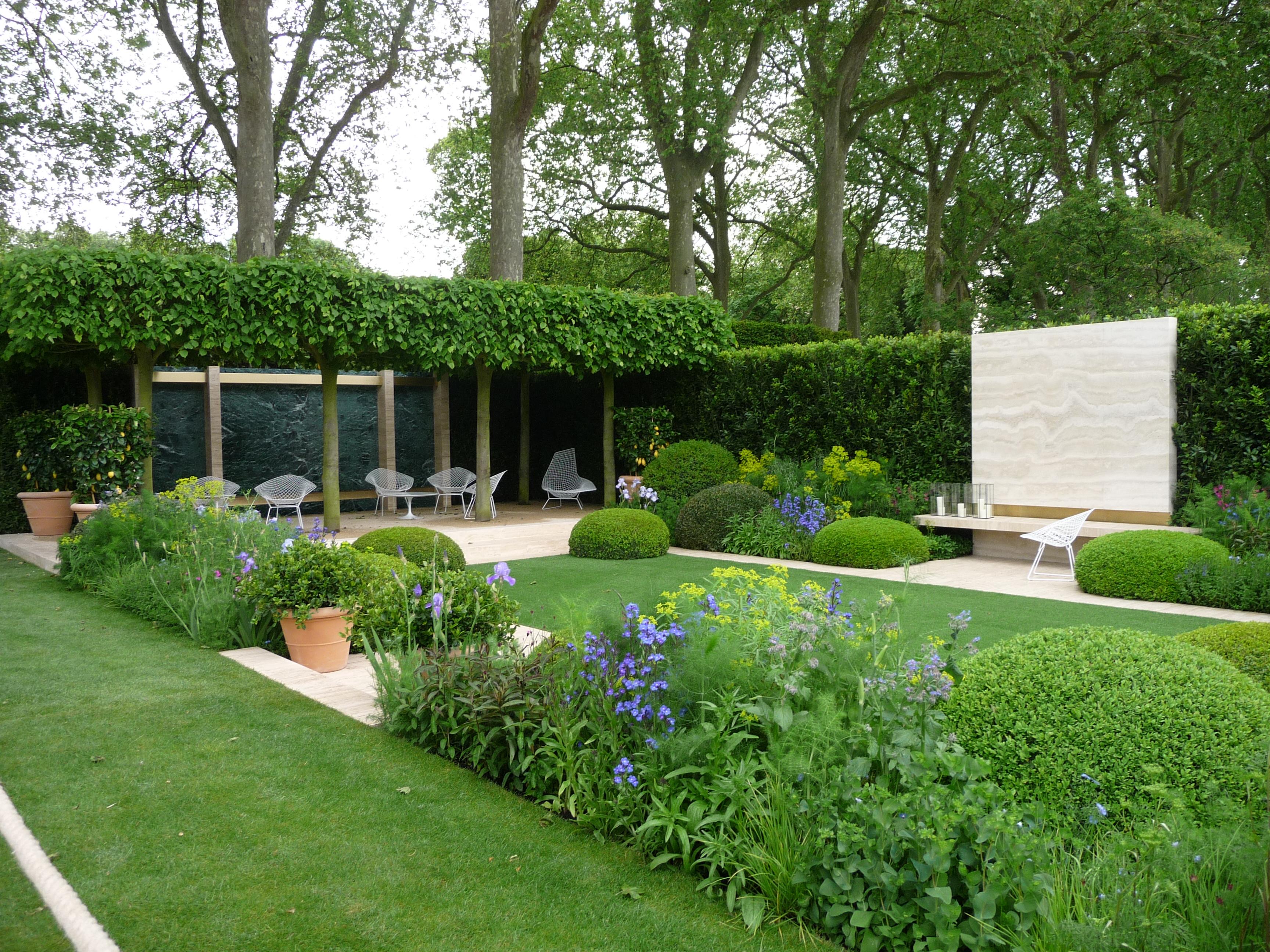 The Laurent-Perrier Garden | Garden Envy Ltd